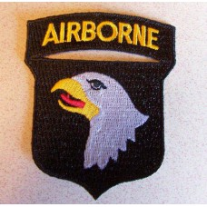 101ST Airborne Divison Patch