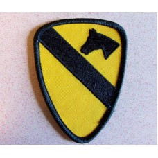 1ST Cavalary Division Patch