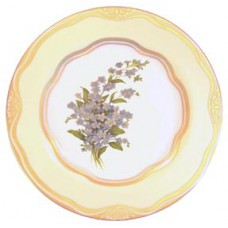 Abigail Adams Dinner Plate