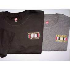 Iraq or Afghanistan Veteran Tee