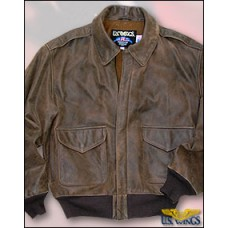Air Force One Vintage Bomber Jacket