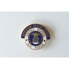 Air Force Desert Storm Pin