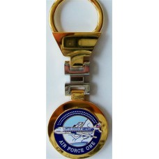 Air Force One Flex Key Ring