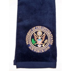 Air Force One Golf Towel
