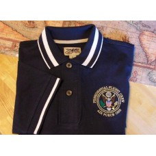 Air Force One Polo -Navy