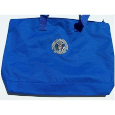 Air Force Zippered  Tote