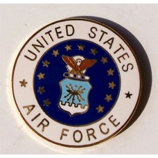 Air Force Logo Pin
