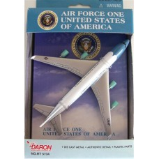 Air Force One Die-Cast Toy Plane