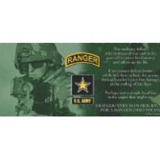 Army Ranger Poem Mug