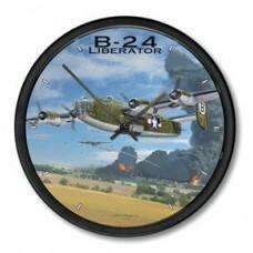 B24 Liberator Wall Clock