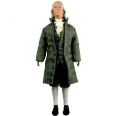 Benjamin Franklin Action Doll
