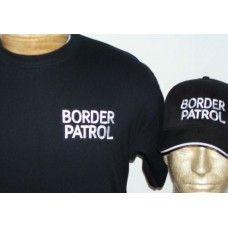 Border Patrol T-Shirt & Hat