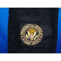 Camp David Bath Towel