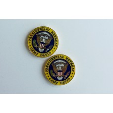 Camp David Cuff Links