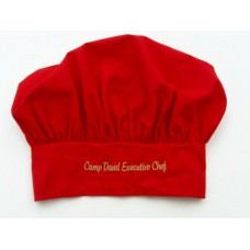 Camp David Executive Chef Red Hat