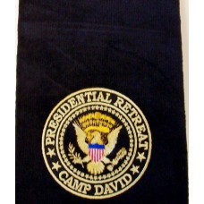 Camp David Golf Club Hand Towel