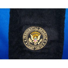 Camp David Hand Towel