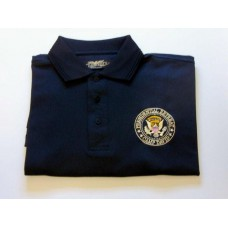 Camp David Performance Polo -Black