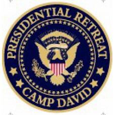 Camp David Tie Tack
