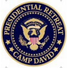Camp David Tie Tack