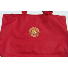 Camp David Zippered Tote