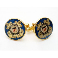 Coast Guard Cuff Links