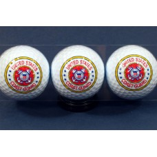 Coast Guard Golf Balls