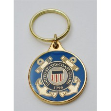 Coast Guard Key Ring
