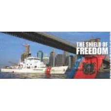 Coast Guard Shield Of Freedom Mug