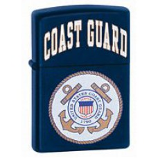 Coast Guard Zippo Lighter