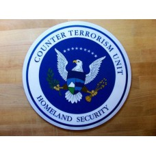 CTU Homeland Security Mouse Pad