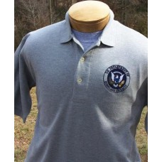 US Department of Homeland Security Polo -Gray