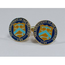 Department of the Treasury Cuff Links