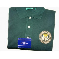 Camp David Polo -Hunter Green