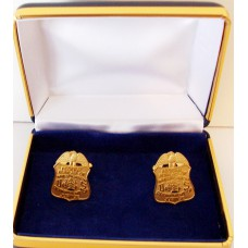 FBI Cuff Links