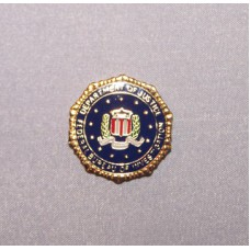 FBI Logo Lapel Pin