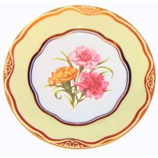 Ida Saxton McKinley Salad / Dessert  Plate