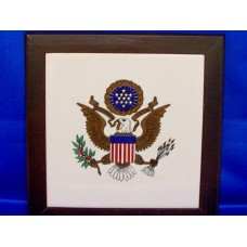 Great Seal Plaque/Trivet