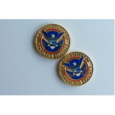 Homeland Security Cuff Links