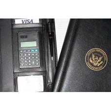 Homeland Security Padfolio