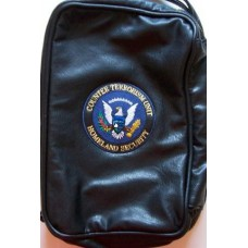 Homeland Security Shave Bag
