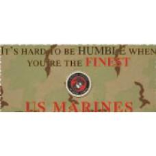 It's Hard To Be Humble Mug