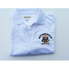 Ladies Classic V Neck Polo