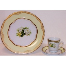 Lucy Hayes Cup and Saucer