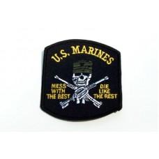 Marines Skull