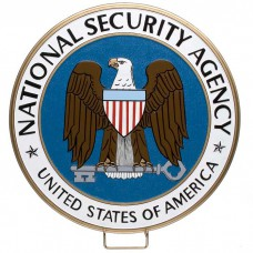 National Security Agency Plaque