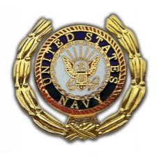 Navy Wreath