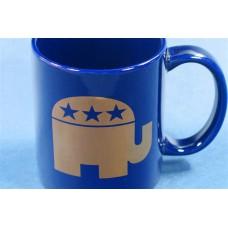 Republican Cobalt Mug