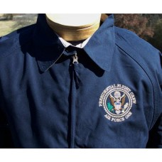 Traditional Air Force One Flight Crew Club Jacket