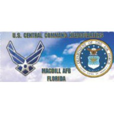 Air Force: U.S. Central Command Mug